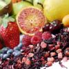 Früchtetee aus biologischem Anbau