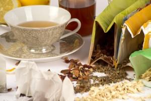 Orientalischer Tee zum entspannen