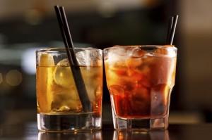 Leckere Cocktails mit Tee