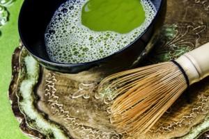 Matchatee – grünes Wunder für Kuchen und Co.